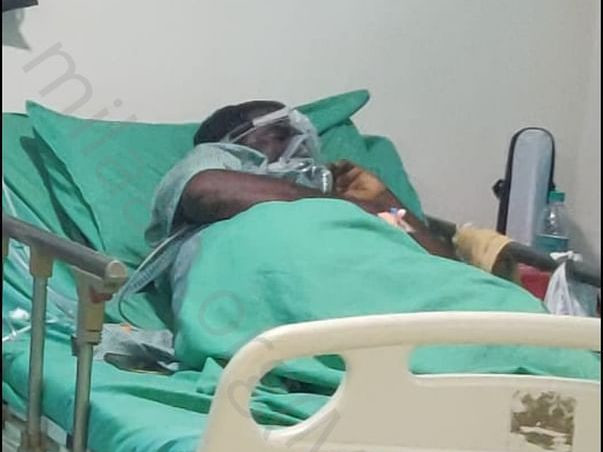Help My 51-Years-Old V Murali Recover From Covid-19
