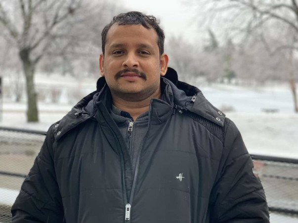 Raising Family Fund Donation For Bala Swaminathan