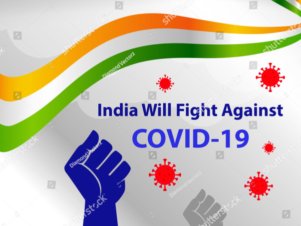 Medical aid for Covid-19 patients in India