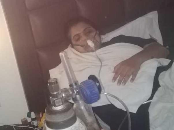 Help Dr Amrita fight Covid & Kawasaki