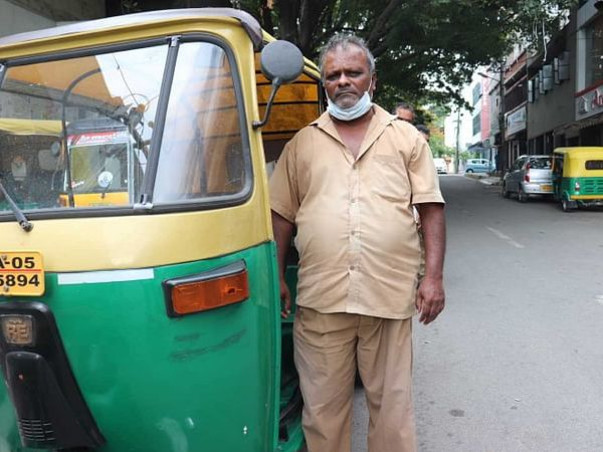 Help in getting Insurance Against Covid for Auto Drivers and Weavers