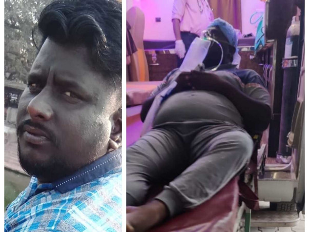 Help My 38-Years-Old Brother-In-Law Ganesh Bapu Maske Recover Covid-19