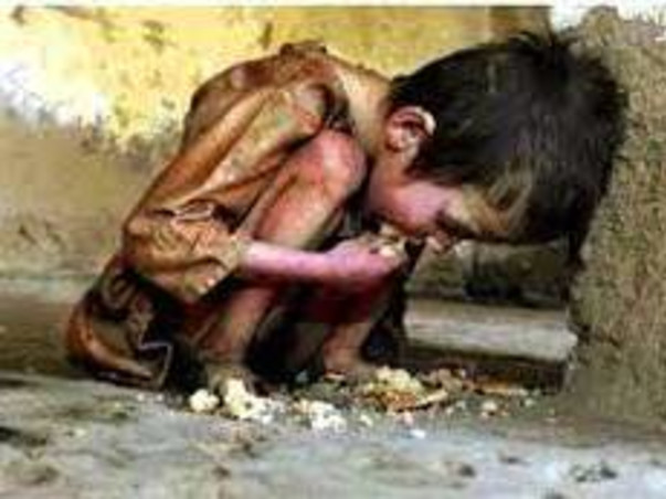 helping - need food for poor people