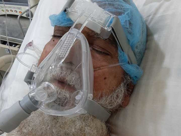 Support My Father's Recovery From Post Covid Complication