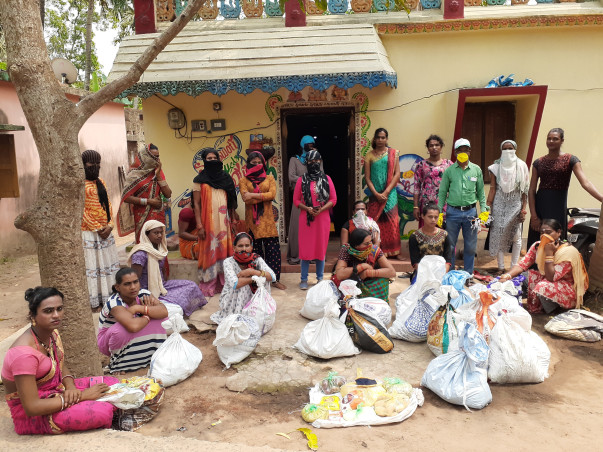 Help Needy Communities of Odisha Fight COVID's 2nd Wave