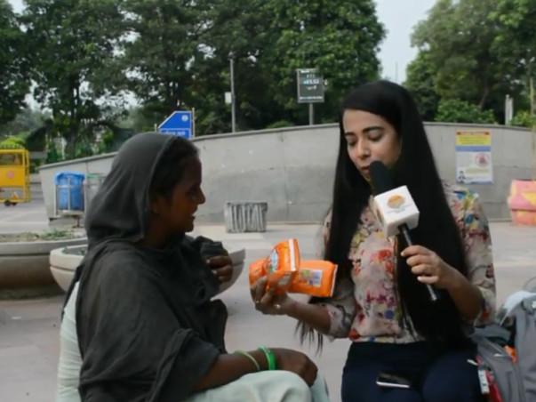 Menstrual Hygiene For Underprivileged Women