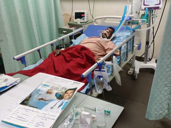 Help Siva Nageswara Rao fight Covid
