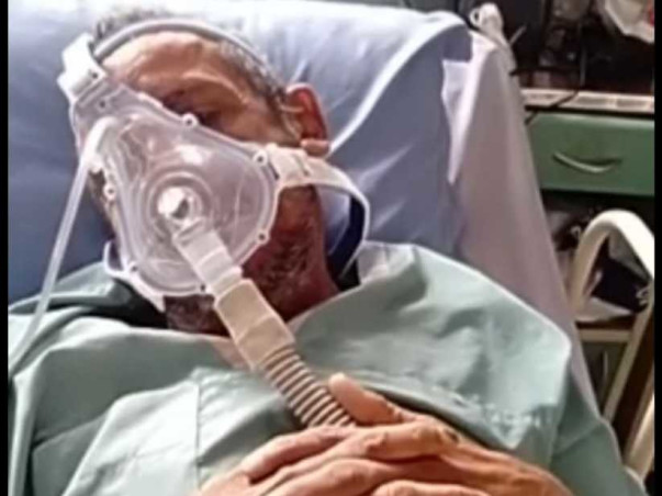 Help My 58-Years-Old Father Ram Singh From Covid-19 & Pneumonia
