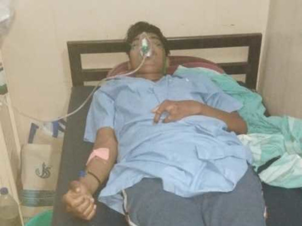 Support Sagar chande recover from Mucormycosis