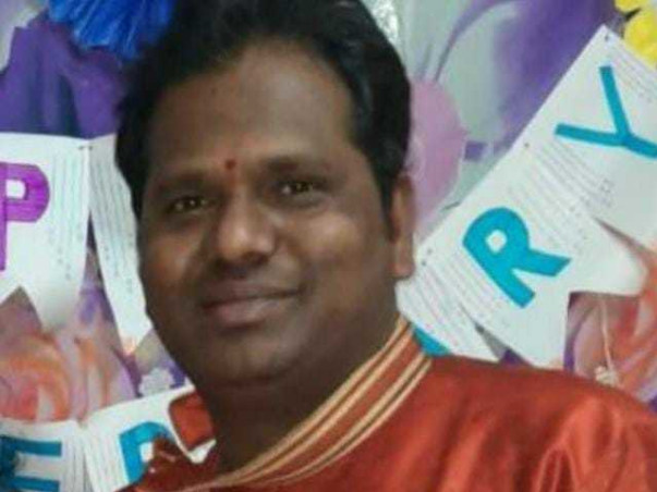 41 Years Old Santhosh Kumar Needs Your Help Recover Covid Positive