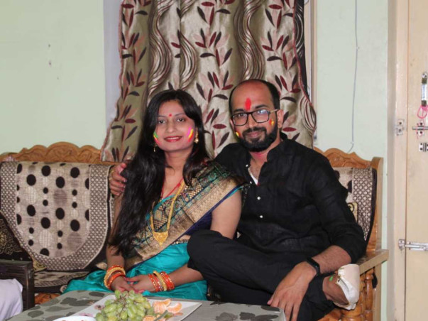 Help Nitish For His Wife's Treatment