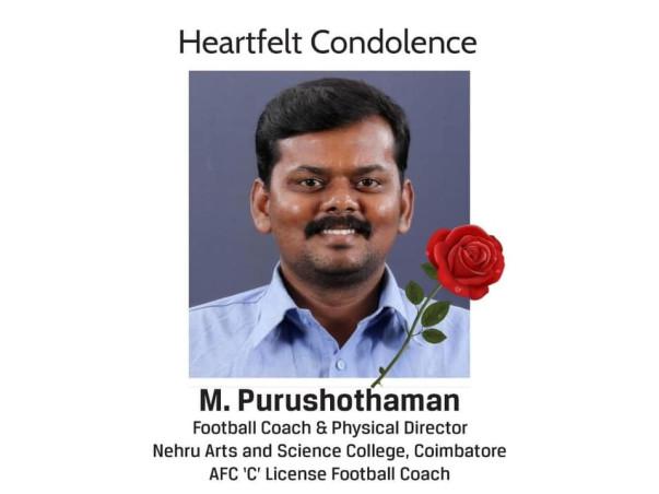Support Purushothaman's Family