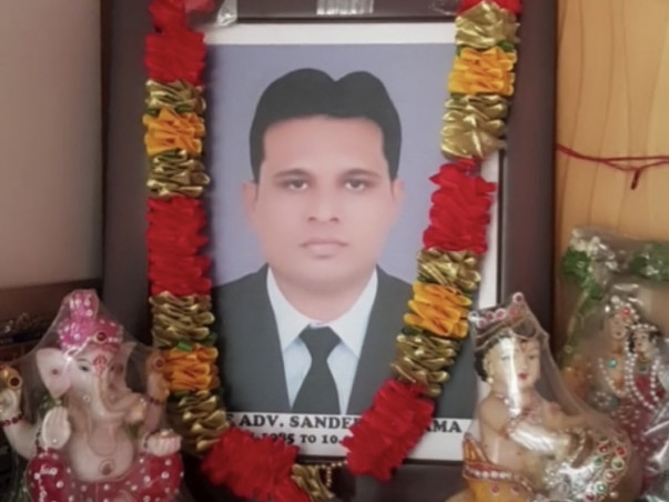 Help Sandeep's family after his sudden demise