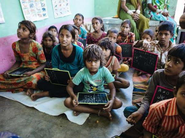 Help unprevilgded children get education in these tough times