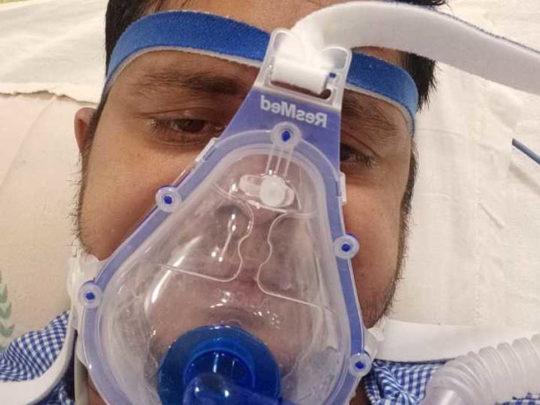 Support Harihar Parhi Who Is On Ventilator Support Battling His Life