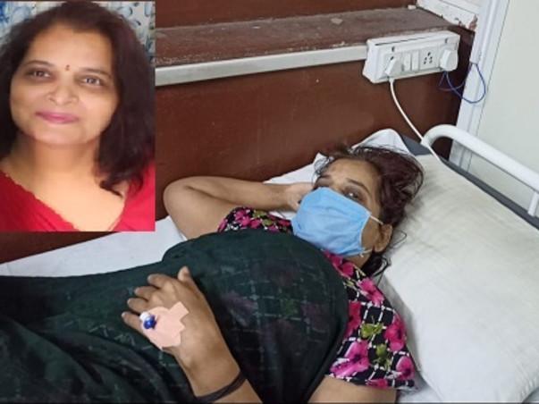 Manisha's Covid Treatment