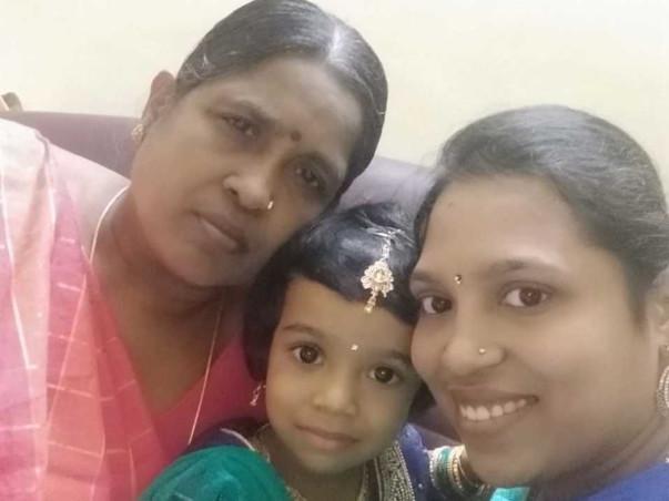 Help Saraswathi And Vijayakumar Fight Covid 19