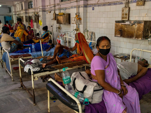 COVID Healthcare To Underprivileged & To Help Needy People In Lockdown
