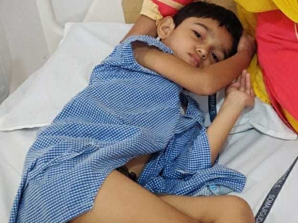 Help this Child