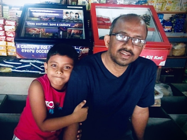 Please Support Late Mr. Dilip Mandal's Family