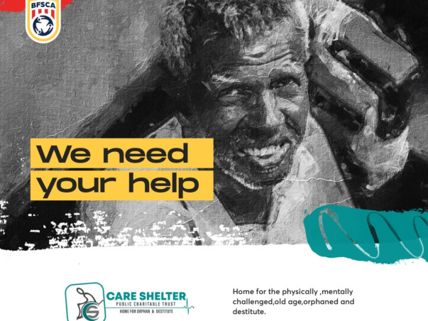 BFSCA-CARE for Care Shelter Public Charitable Trust