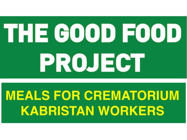 Help for Crematorium/Qabristan Workers