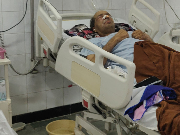 Support Ravi Ramkisan Rajput fight/recover from Mucormycosis