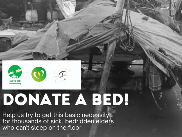 Donate A Bed For Homeless Elders