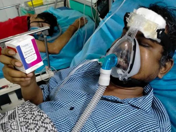 Help My Brother Pravin Parvekar To Fight Covid-19