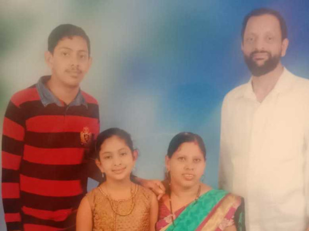 Help Narayana Achar and family for medical treatment