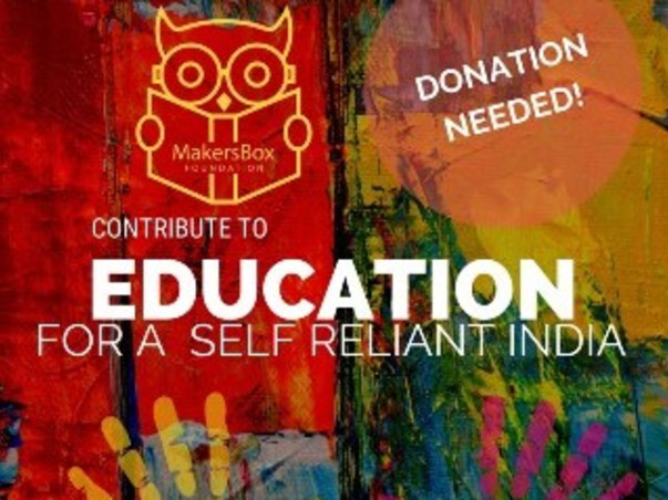 Help us Bring 21st Century Skills Education to Rural India
