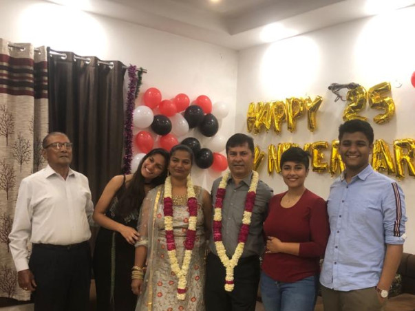 Support Dev's Family