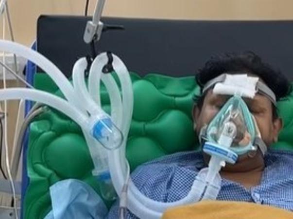 Help Amit Fight Covid-19, Urgent Please