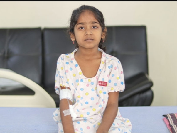blood cancer at such a young age?     Bigulla Mamatha help me