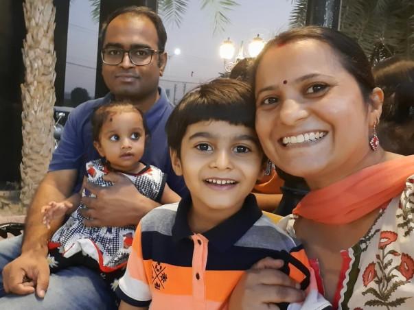 Helping hands for Pooja Saxena Shrivastava