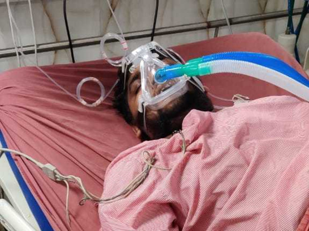 Help Rasheed Recover From Kidney Failure