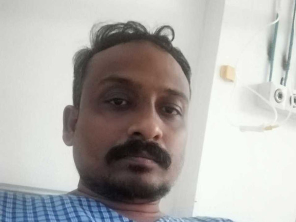 Help Pushkaraj to Cure From Mucormycosis