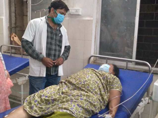 Help My Mother To Recover With Lungs Infection