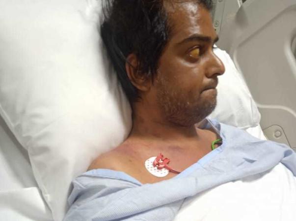 Save life of Ritesh