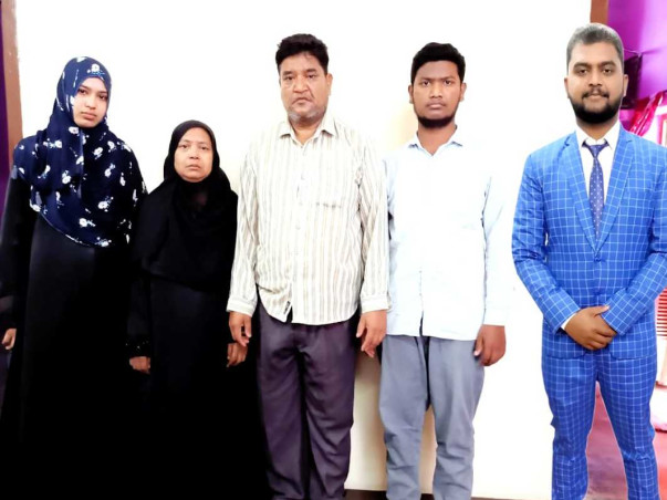 Support Irshad's Family