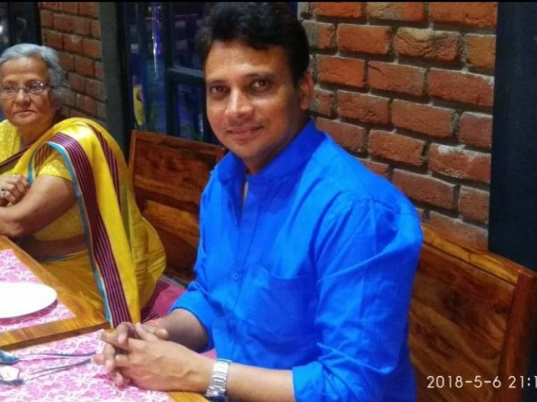Remembering Gautam Shrivastav... A Devoted Father, Husband, And A Son