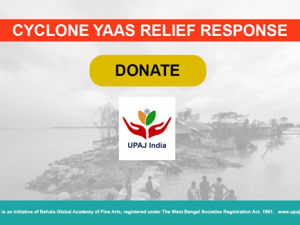 HELP CYCLONE YAAS AFFECTED PEOPLE IN COASTAL WEST BENGAL