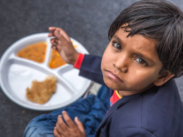 Help Us Feed Every Hungry Stomach In This Covid Pandemic