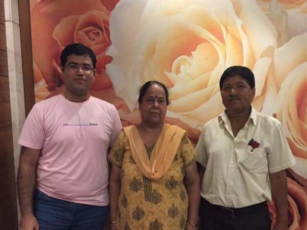 Support Ekshit Sahni's Family