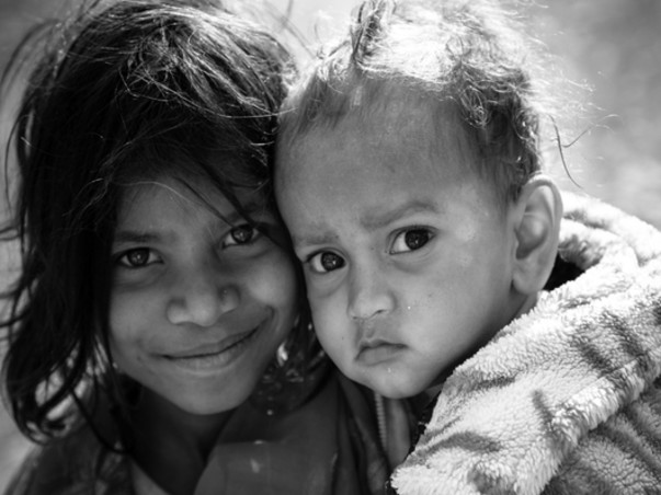 Save India's future by helping these poor children's education