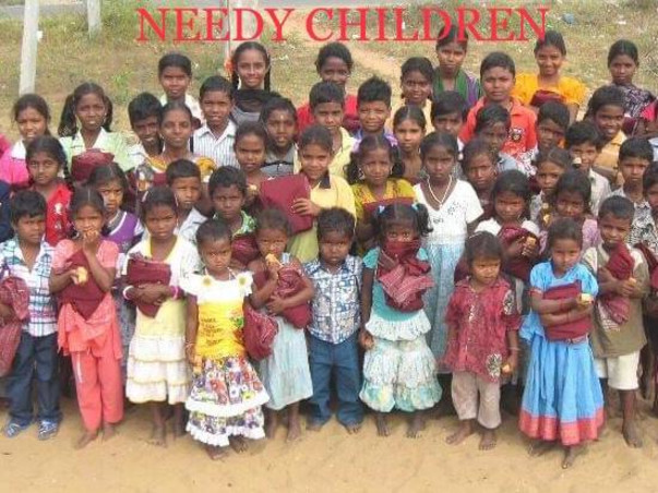Need Help For Orphan And Old Age People To Our Trust