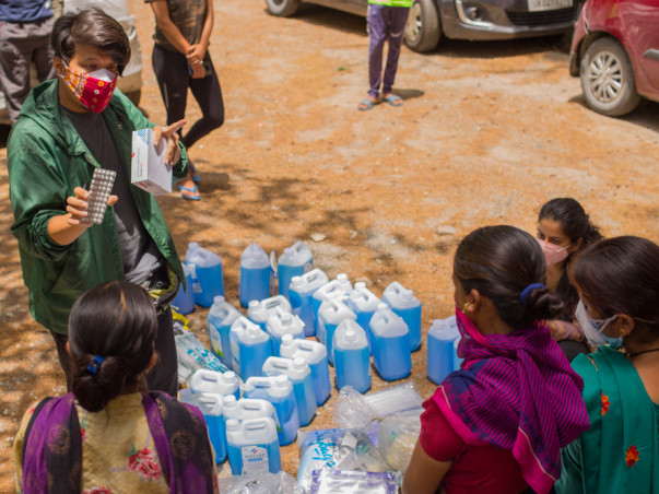 Help COVID Relief Reach Uttarakhand Villages