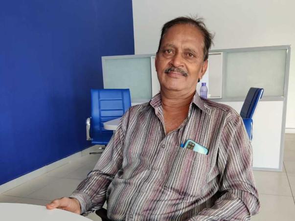 Help Dipak Desai To Fight Covid 19 Damage