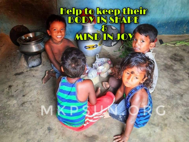 Help us to BUILD A HEALTHY NATION