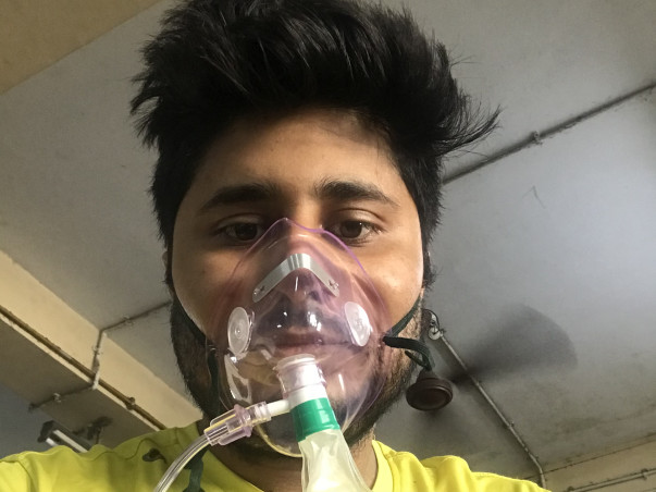 Help Me Fight Covid-19 And Lung Infection